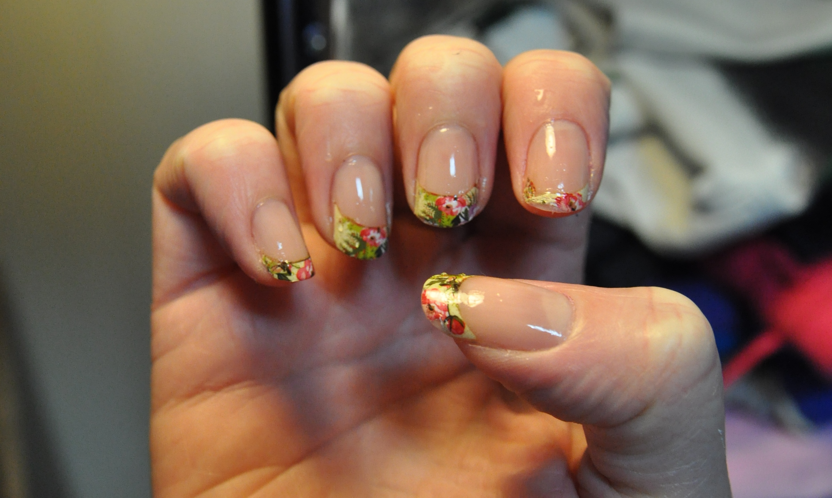 French Manicure | Nailart for funn!