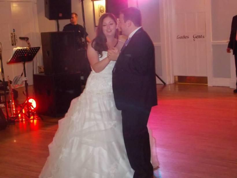 Wedding Dance July 30th 2013